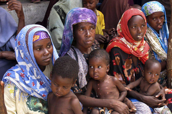 Internally Displaced People in Somalia